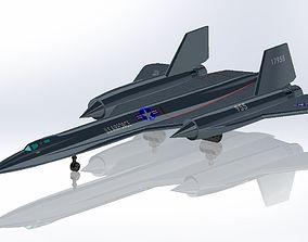 Black Bird 3D printable model