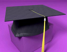 Graduation Cap 3D