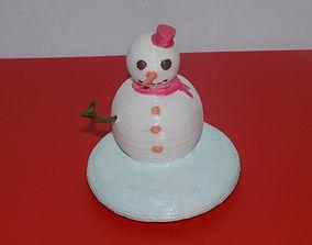 mr freeze 3D printable model