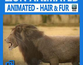 Rigged Lion 3D Models | CGTrader