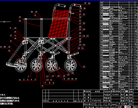 3D model WHEELCHAIR other
