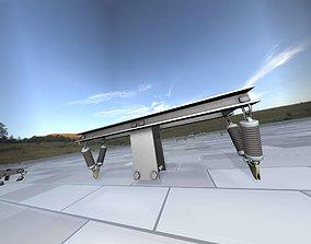 3D model Electricity Poles Insulators 2 - Object 109
