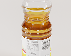 3D Nola oil bottle