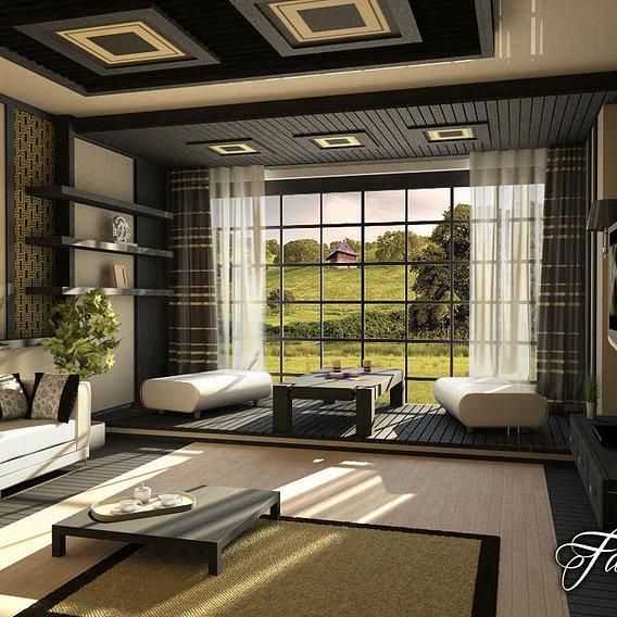 Living room 13