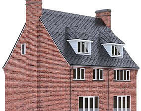 English Brick House 26 3D model