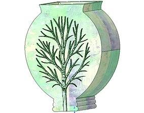 vase cup vessel v05 for 3d-print or cnc