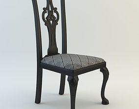 Seven Sedie - Royale Chair Roma 3D model
