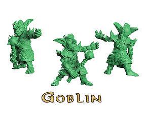 3D print model Goblin