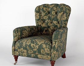 wade oakham chair max 3D