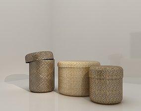 3D Small Baskets