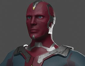 The Vision 3D model