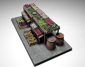 3D Vegetable Stand Market 2