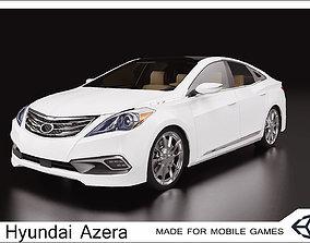 2016 Hyundai Azera LP 3D asset
