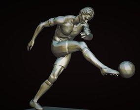 El Futbolista 3D printable model