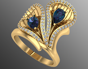 3D printable model Ring sp13