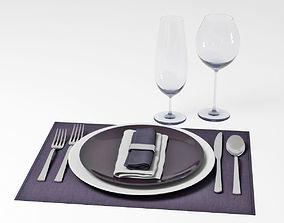 Tableware 03 3D