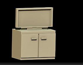 meuble tv 3D printable model