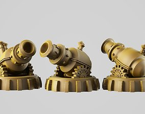 3D print model Cannon