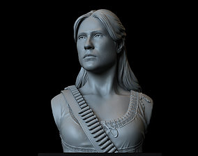 3D print model Dolores Abernathy from Westworld