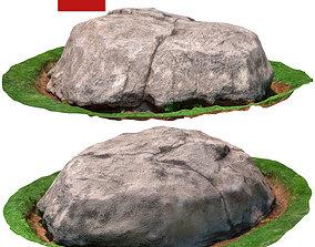 Stone 143 3D asset