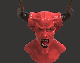 3D print model Lord of the Darkness Bust