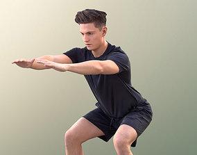 3D model Dan 10484 - Fitness Man