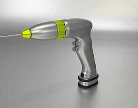 Orthopedic Drill 2 3D model