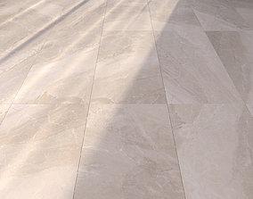 3D model Marble Floor Alpin Cream
