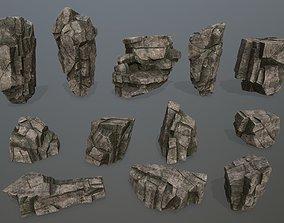 other 3D asset realtime rocks