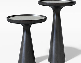Bellows Walter Knoll Occasional Table 3D