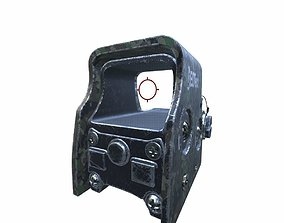 EoTech Holographic Weapon Sight 3D eotech