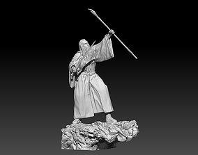 Gandalf the Grey dragon 3D print model