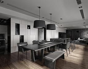 Apartment 01 3D model