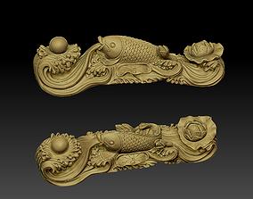 3D print model Fish Sculpture