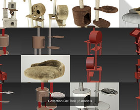3D Collection Cat Tree