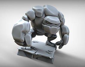 3D print model Golem Clash of Clans