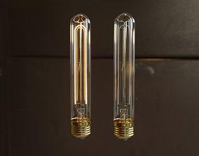 3D model T9 Vintage Edison Bulb