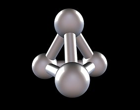 006 Mathart - Platonic Solids - 3D print model 4