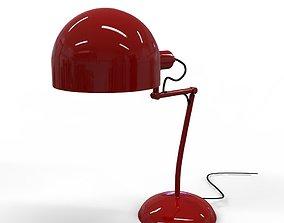 3D asset Desk Lamp BB8