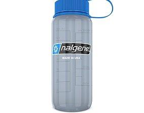 Nalgene Water Bottle 3D model
