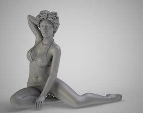 Tanning 3D printable model friendship