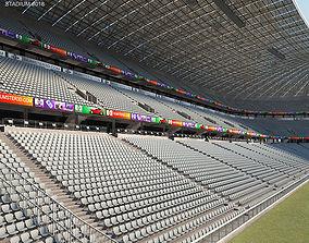 Allianz Arena 3D model
