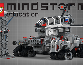 3D model LEGO EV3 Complete edition