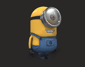 3D Minion - Tutorial Included