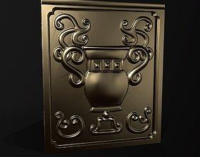 Cloth Armor Box - Aquarius 3D printable model