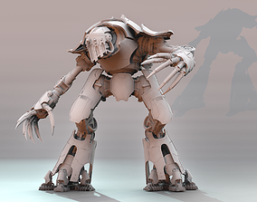 Asamus War Construct 3D printable model
