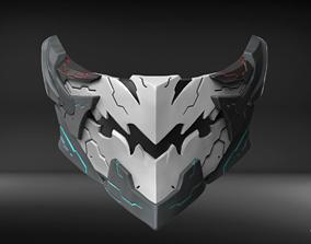 Orbital Frame Custom Mask Fan Art 3D print model