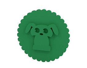 3D printable model Cookie stamp - Stamp