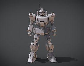 Ez-8 Gundam 3D printable model