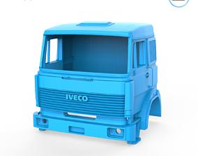 3D print model Iveco 190 38 IT Runner Cabin